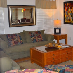 Orlando vacation homes with pools and comfortable living areas.