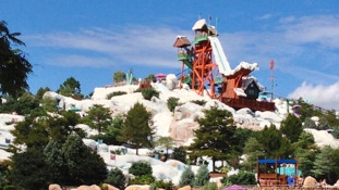It's an easy drive to the Blizzard Beach from your InnHouse vacation home in Orlando.