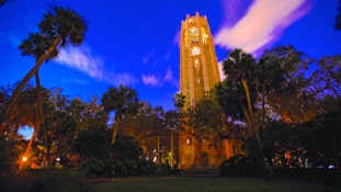 It's an easy drive to Bok Tower from your InnHouse vacation home in Orlando.