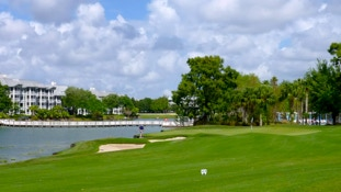 It's an easy drive to Golf Courses from your InnHouse vacation home in Orlando.
